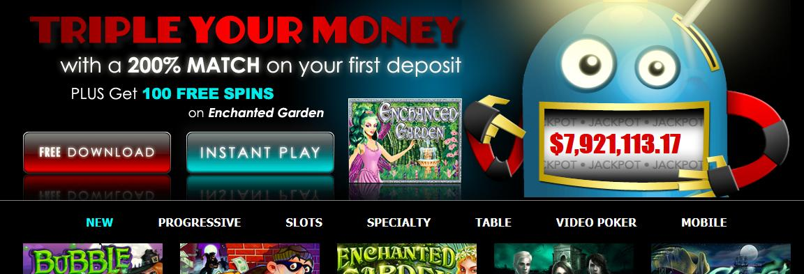 Casino world free slot games